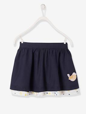 Vertbaudet Sale-Reversible Skirt for Girls