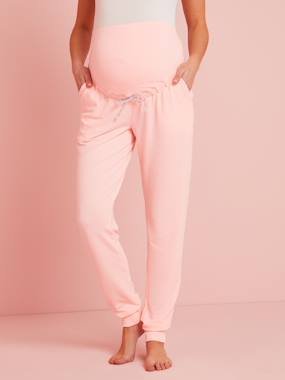 Maternity-Trousers-Fleece Maternity Trousers