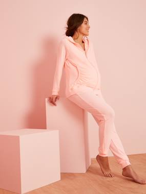 Vertbaudet Sale-Maternity-Zipped Maternity Jacket