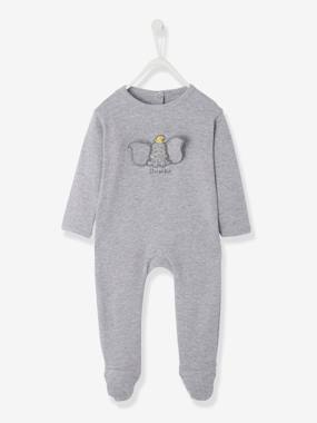 Vertbaudet Sale-Disney® Sleepsuit for Babies, Dumbo Motif