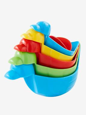 Vertbaudet Collection-Toys-Duck Bath Time Water Scoops