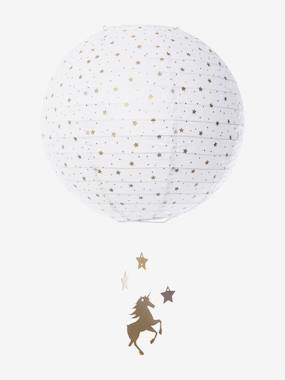 Bedding & Decor-Decoration-Lighting-Ceiling Lights-Hanging Unicorn Paper Balloon