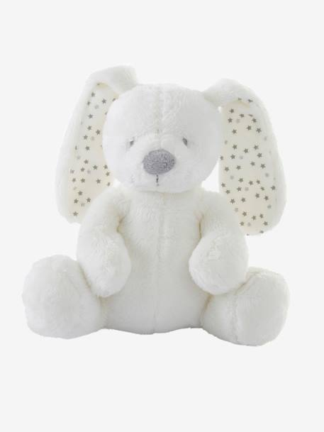 Musical Plush Bunny Soft Toy White - vertbaudet enfant