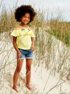 Short fille en denim  - vertbaudet enfant
