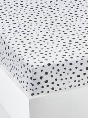 Bedding & Decor-Child's Bedding-Fitted Sheets-Fitted Sheet for Children, PRINCESSE & PETITS POIS