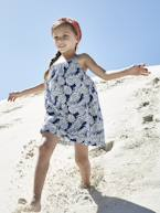 Printed Dress, for Girls  - vertbaudet enfant