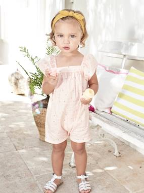 Baby-Dungarees & All-in-ones-Playsuit for Baby Girls