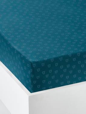 Bedding & Decor-Baby Bedding-Fitted Sheet for Babies, Dans les Bois
