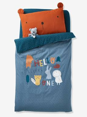 Bedding & Decor-Duvet Cover for Babies, Dans les Bois