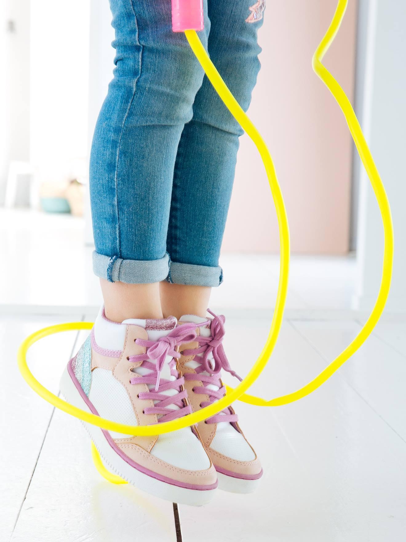 Baskets zippées à lacets fillenavy Chaussures