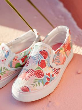 Bonnes affaires-Shoes-Slip-On Trainers for Girls