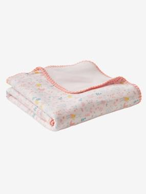 Bedding-Child's Bedding-Blankets & Bedspreads-Throw in Microfibre, Romantique