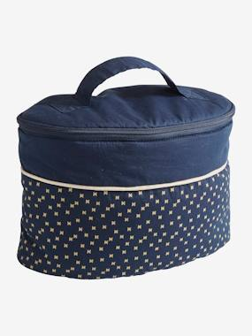 Nursery-Bathing & Babycare-Small Travel Case by VERTBAUDET