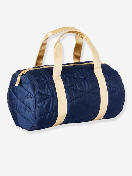 Sports Bag for Girls BLUE DARK SOLID+RED DARK SOLID - vertbaudet enfant