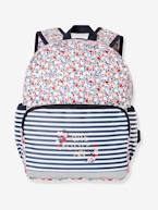 Backpack with Flowers Motif for Girls  - vertbaudet enfant
