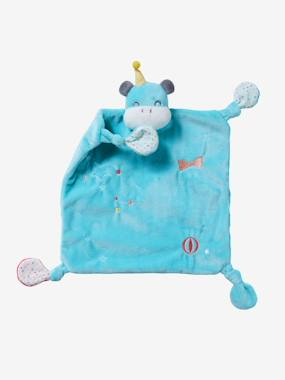 Toys-Cuddly Toys, Comforters & Soft Toys-Baby Comforter, Hippopotamus