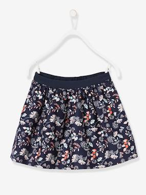 Vertbaudet Collection-Girls-Skirts-Reversible Skirt for Girls