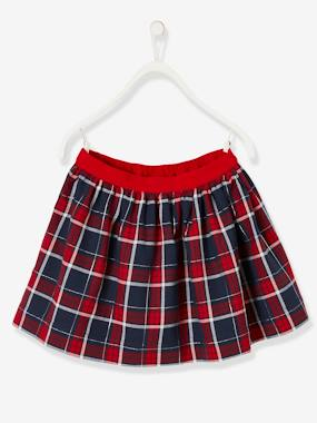 Girls-Skirts-Reversible Skirt for Girls