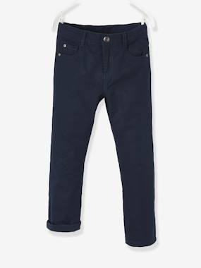 Boys-Trousers-Indestructible Straight Leg Lined Trousers, for Boys