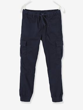 Boys-Trousers-Cargo Trousers for Boys
