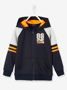 Boys-Sportswear-Jacket with Hood for Boys