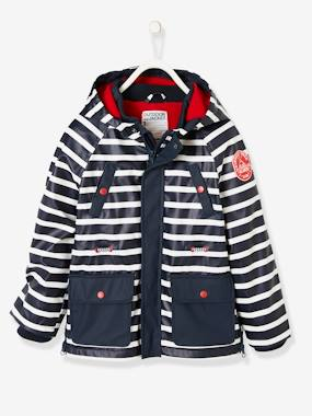 Coat & Jacket-Windcheater with Hood, for Boys