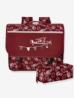 Satchel with Airplanes & Matching Pencil Case, for Boys  - vertbaudet enfant