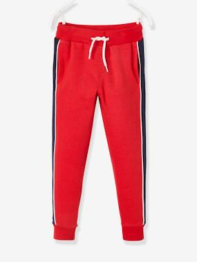 Boys-Sportswear-Joggers with Panels on the Sides, for Boys
