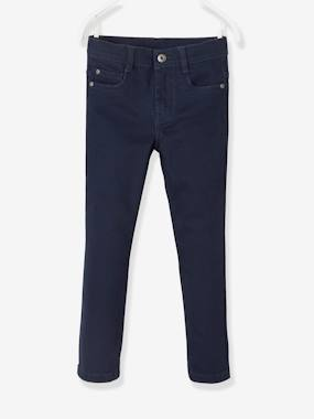 Mid season sale-Pantalon droit fitté garçon morphologiK tour de hanches FIN