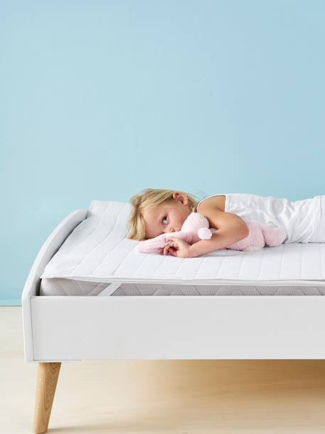 Mattress Cover Protector White - vertbaudet enfant