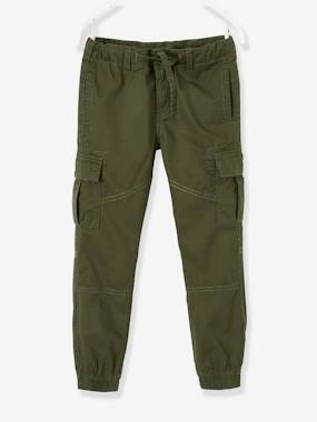 Boys-Trousers-WIDE Hip MorphologiK Cargo Trousers for Boys