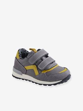 Schoolwear-Shoes-Touch-Fastening Trainers for Baby Boys, Runner-Style