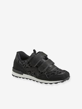 Schoolwear-Shoes-Running-Type Trainers with Touch-Fastening Tabs, for Girls