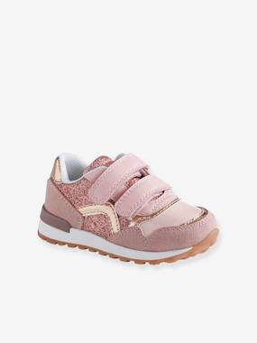 Shoes-Touch-Fastening Trainers for Baby Girls, Runner-Style