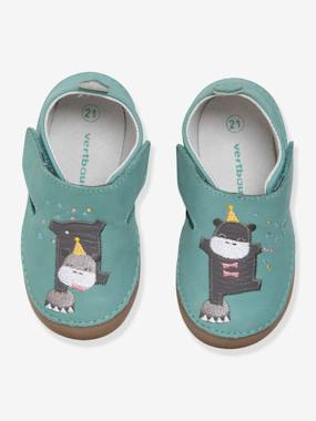 Shoes-Soft Leather Shoes for Baby Boys