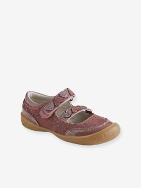 Schoolwear-Shoes-Leather Mary Jane Shoes, for Girls, Designed for Autonomy