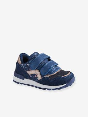 Shoes-Baby Footwear-Baby Girl Walking-Touch-Fastening Trainers for Baby Girls, Runner-Style