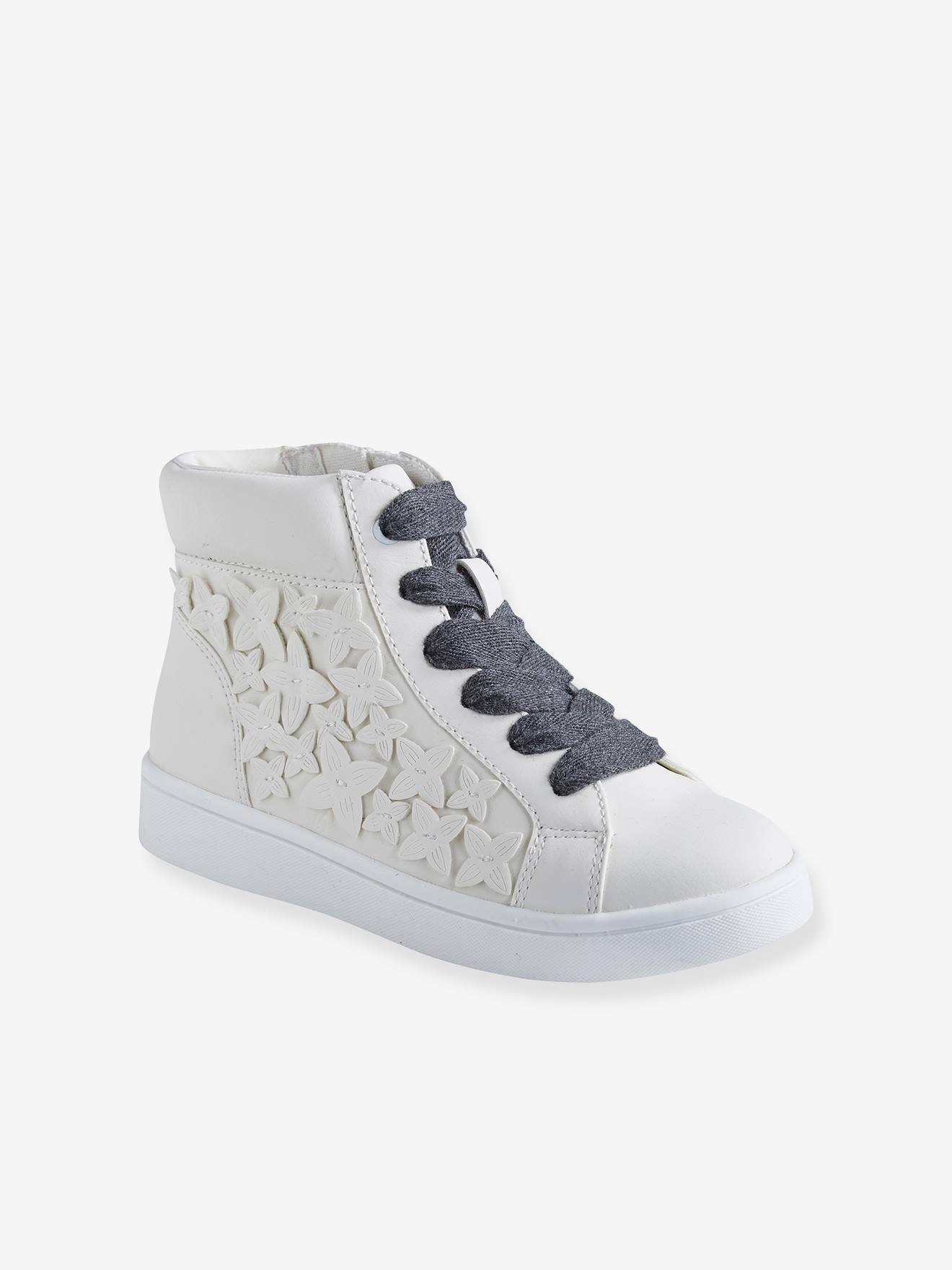 Laces, for Girls - white light solid