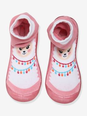 Chaussures-Chaussures fille 23-38-Chaussons-chaussettes fille antidérapants