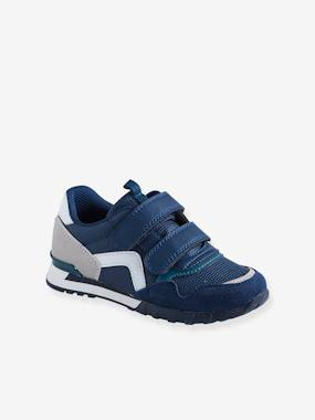 Schoolwear-Shoes-Running-Type Trainers with Touch-Fastening Tab, for Boys