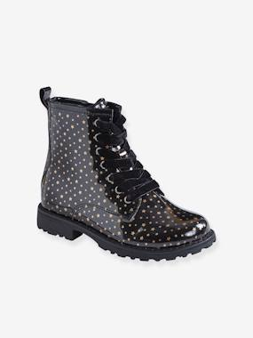 Shoes-Girls Footwear-Ankle Boots-Girls' Lace-Up Ankle Boots