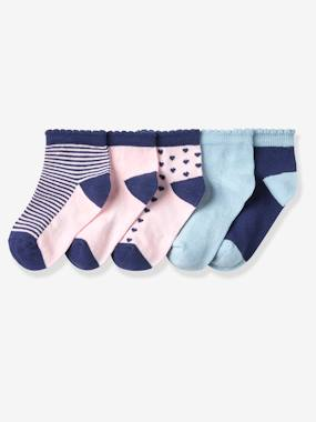 Happy Price collection-Pack of 5 Pairs of Trainer Socks