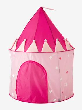 Toys-Dress Up-Girls' Play Castle Tent